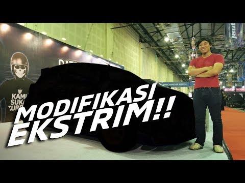 MODIFIKASI EXTREME DATSUN GO!!!