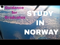 Study in Norway, Study Masters in Norway, Study in Europe, Top Universities in Norway, Top 10