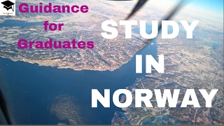 Study in Norway, Study Masters in Norway, Study in