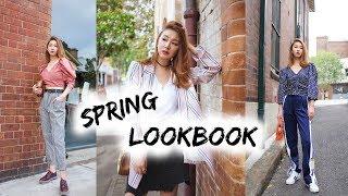 春季穿搭LOOKBOOK | 5种不同风格的春夏搭配|Spring Outfits| UO| TOPSHOP| Sarahs look