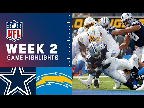 Cowboys vs. Chargers