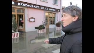 Inondation: le ras-le-bol d'une restauratrice