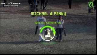 V Tokyo Fury Live - Michael & Penny