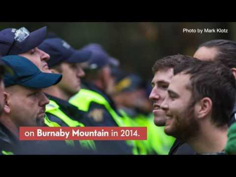 Vancouver rallies against Kinder Morgan