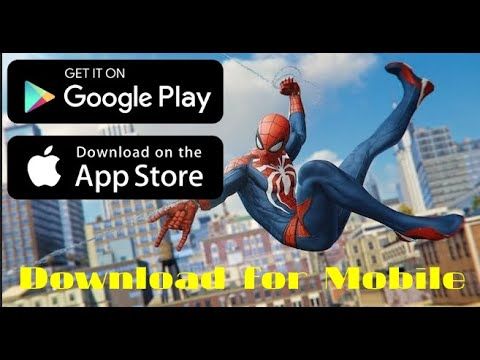 Spiderman 2018 For Android - Download Marvel Spiderman Mobile (iOS And Android APK)