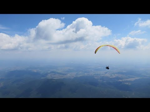 Paragliding World Cup Bulgaria | Task 2