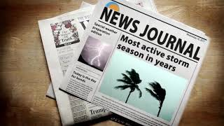 Tracking the Tropics   November 12, 7 p.m.