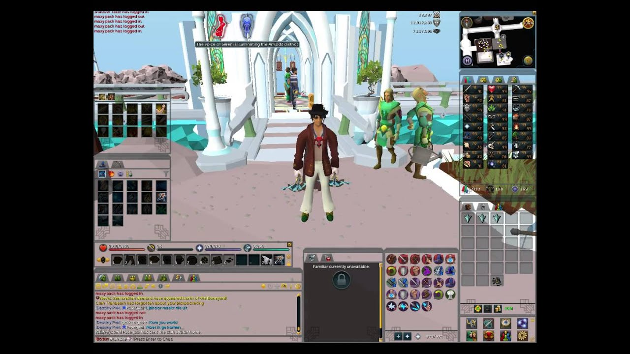 120 Thieving Guidemy Set Up In Prifddinas Rs3 Youtube