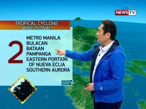BT: Weather update as of 12:18 p.m. (Dec. 2, 2019)