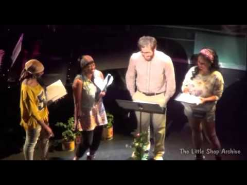 The Meek Shall Inherit   Little Shop Of Horrors   2015   Encores! Off Center