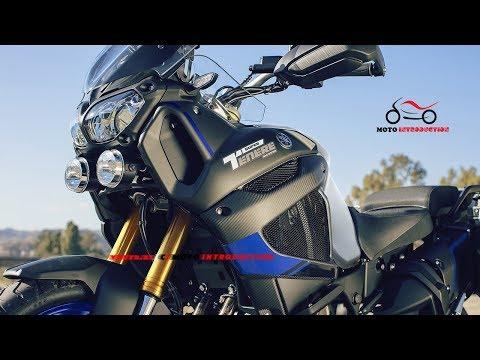 2019 Yamaha XT1200ZE Super Ténéré Raid Edition First Look | New Yamaha XT1200ZE Adventure 2019 model