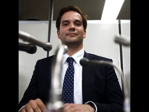 Mt Gox CEO Mark Karpeles'