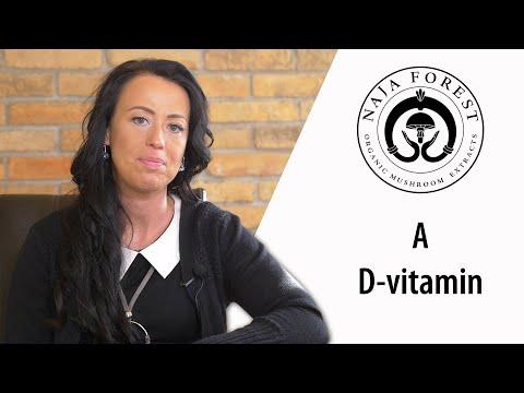 D vitamin jótékony hatásai