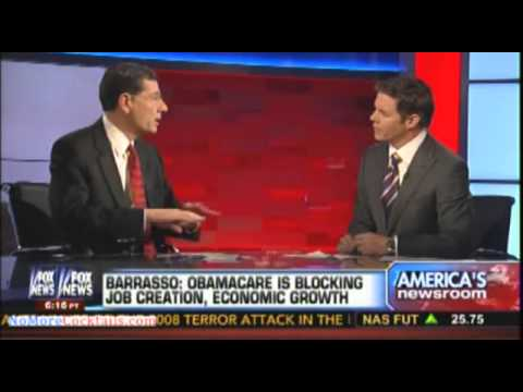 Sen John Barrasso: Obamacare is hurting jobs, healthcare, and paychecks