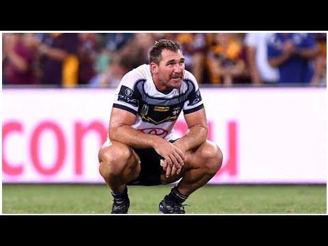 Cowboys NRL prop Scott Bolton charged with indecent assault