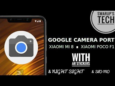 Google camera version 6 1 for pocophone F1   Best GCam