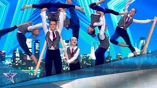 ¡Estas ESTRELLAS vuelven para hacer un GRAN MUSICAL! | Audiciones 8 | Got Talent España 5 (2019)