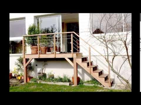 Extension agrandissement maison ossature bois escalier for Agrandissement maison ossature bois