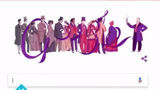 Inilah Sir William Henry Perkin Sebenarnya Yang Jadi Google Doodle