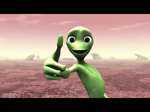 Dame tu cosita alien dance at wego wego