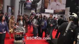 Experience The New York Comic Con 2012