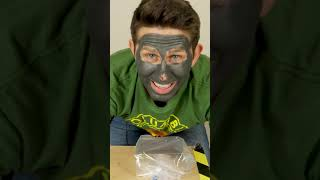 Magnetic Face Mask vs Giant Neodymium Magnet