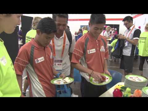 Special Olympics Asia Pacific Games Day 3 Highlights