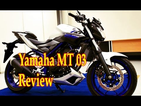 Yamaha Mt 03 Price Launch Specifications Mileage 10 Bike