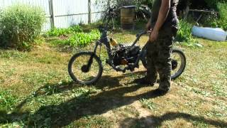 Проект скутер внедорожник своими руками (шмыргалка) ч8(Это видео создано с помощью видеоредактора YouTube (http://www.youtube.com/editor), 2014-07-30T05:02:23.000Z)