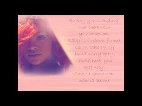 Rihanna - Skin (With Lyrics In HD)