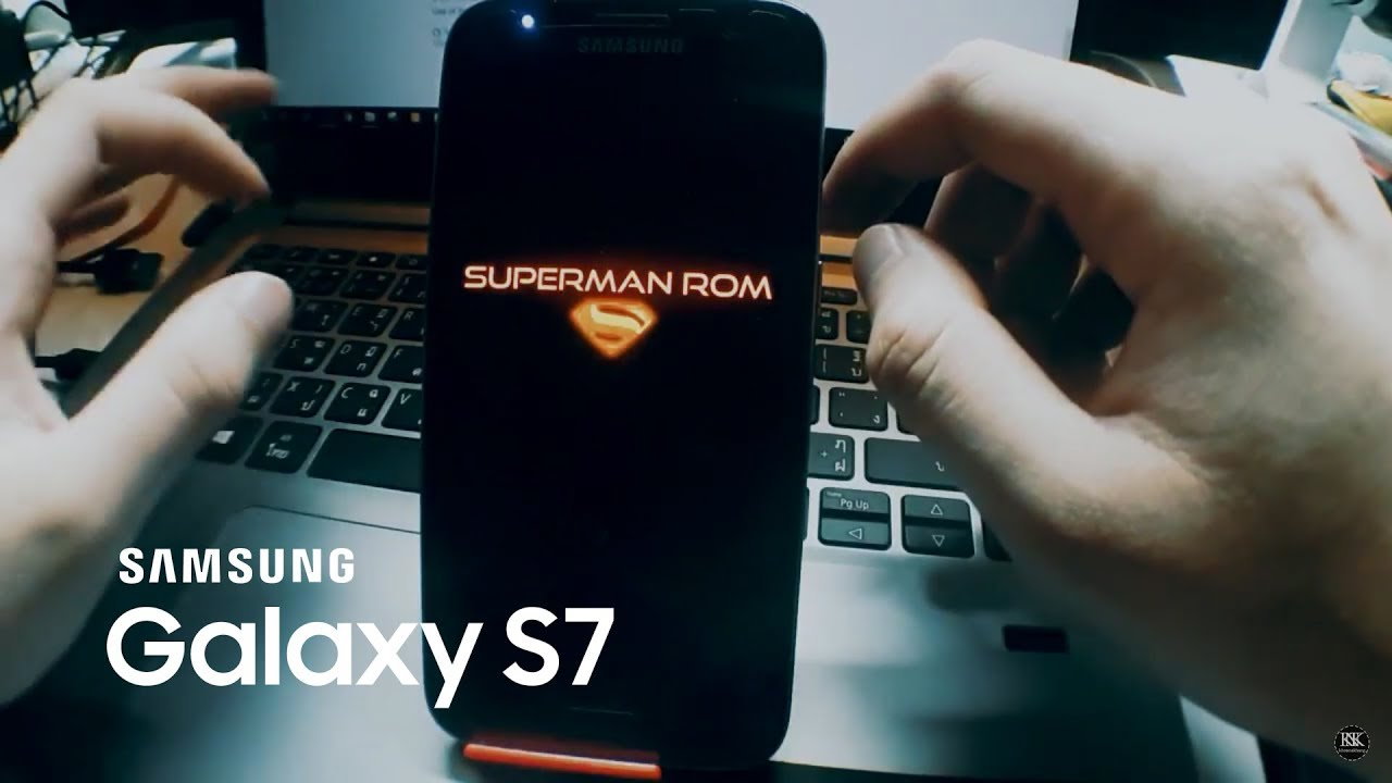 How to Install SuperMan-Rom V2 9 for Samsung galaxy S7 SM G930F