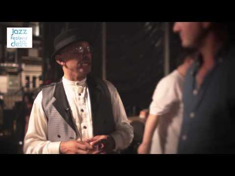Tom Browne Backstage Interview - Jazz Festival Delft, NL