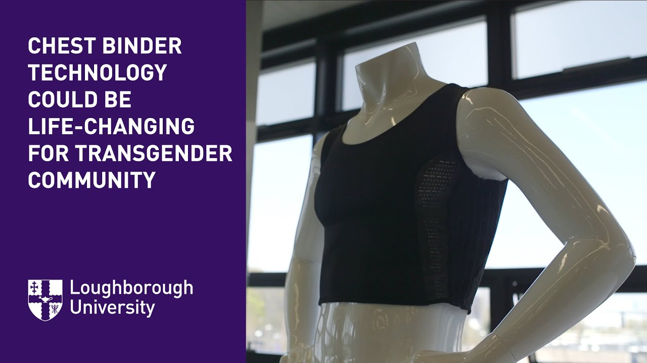 Design Student Creates 'Smart Binder' to Assist Trans People