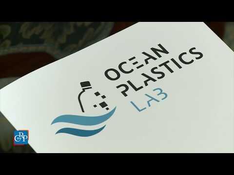 Una mostra-laboratorio contro l'inquinamento marino