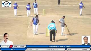 RD XI OWALI V/S FCC SPORTS    ROTARY PRISEDENT CUP BHADWAD 2019    DAY 04    PRINCE MOVIES