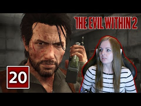 THE ENEMIES ARE ON FIRE | The Evil Within 2 Gameplay Walkthrough Part 20