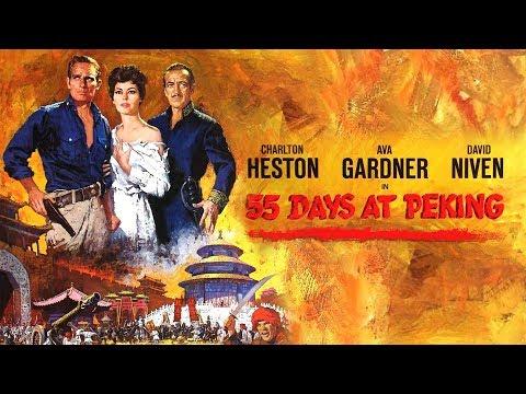 55 Days at Peking 1963 Trailer