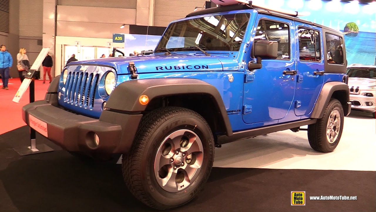 the rock articles way jeep en diesel edition path rubicon wrangler beaten off hard