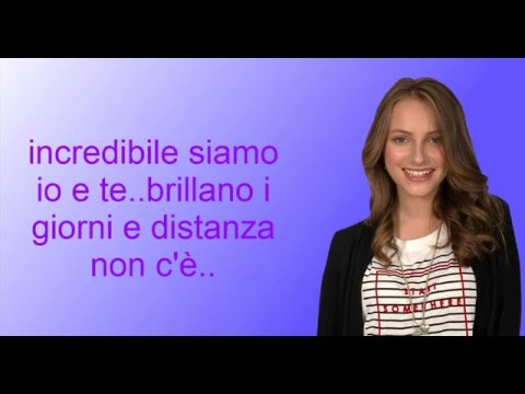 Incredibile alex & co. (LYRICS)
