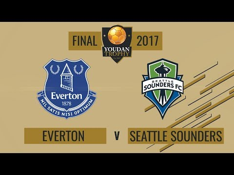 Youdan Final | U16 | Everton v Seattle Sounders