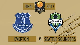 Youdan Final | U16 | Everton v Seattle Sounders