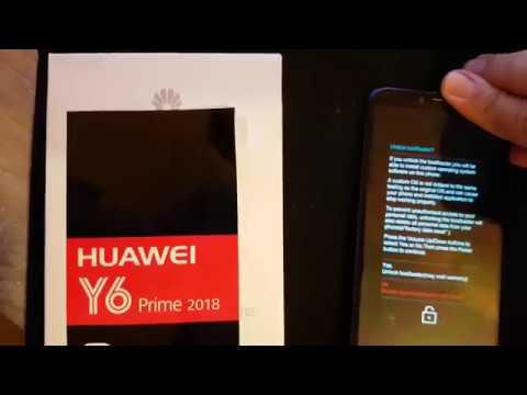 Huawei Y6 Prime 2018 ATU L31 Atomu L31 Unlock Bootloader FRP Разблокировать код code