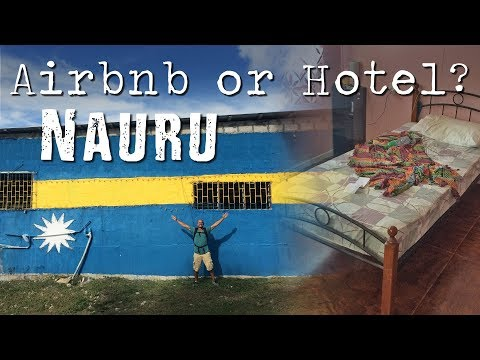 Hotel or Airbnb? | Nauru Accommodation