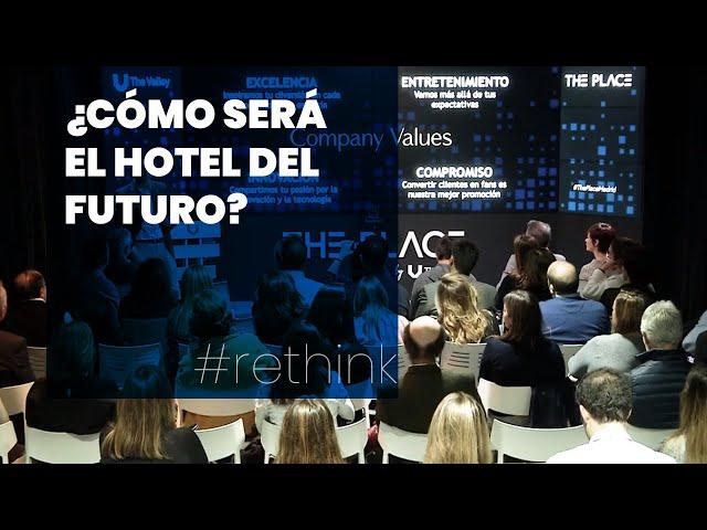 Rethink de Turismo 23/11 en The Place