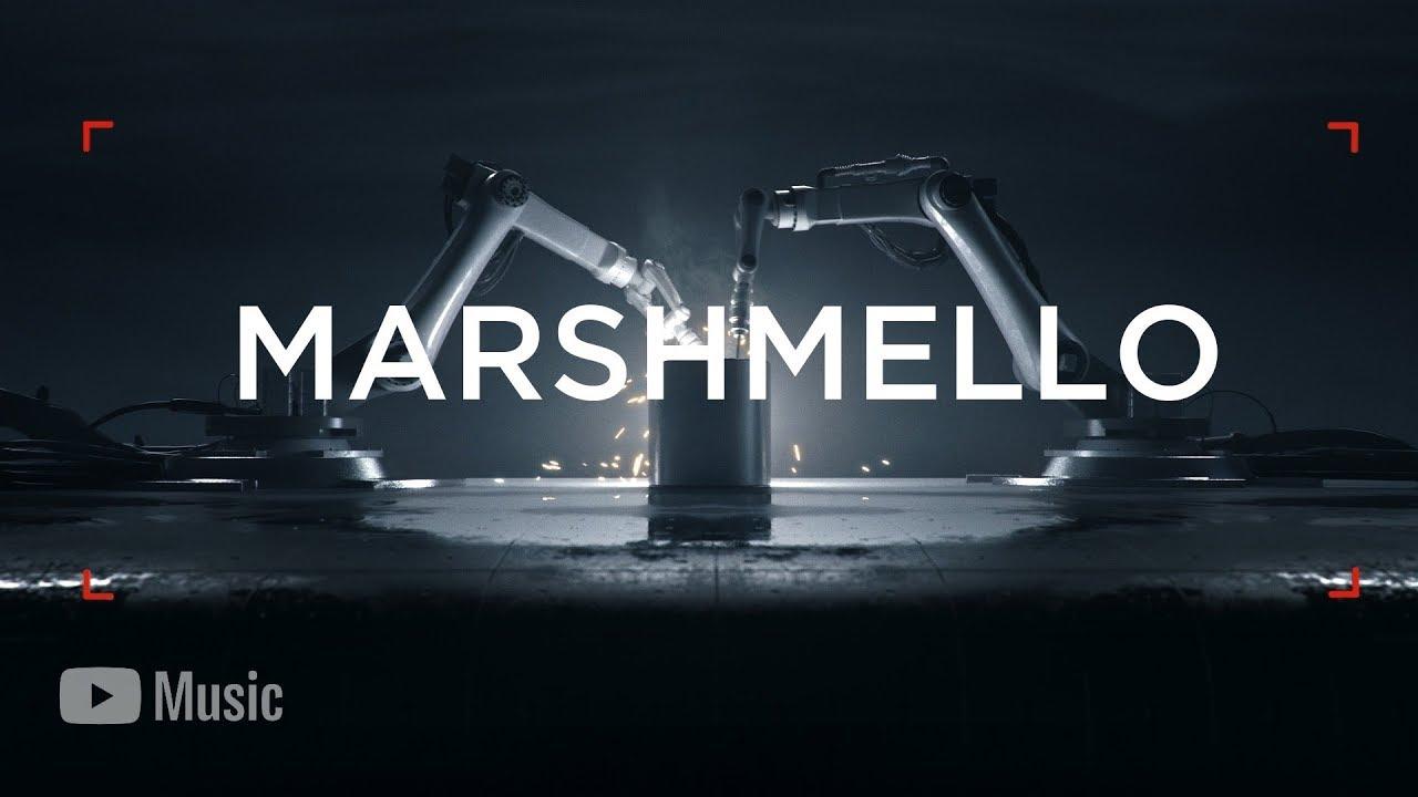 Marshmello More Than Music Artist Spotlight Stories Youtube