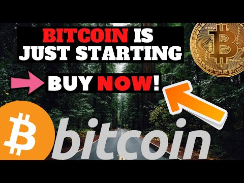 BITCOIN IS JUST GETTING STARTED | Bitcoin (BTC) Halving Cryptocurrency News