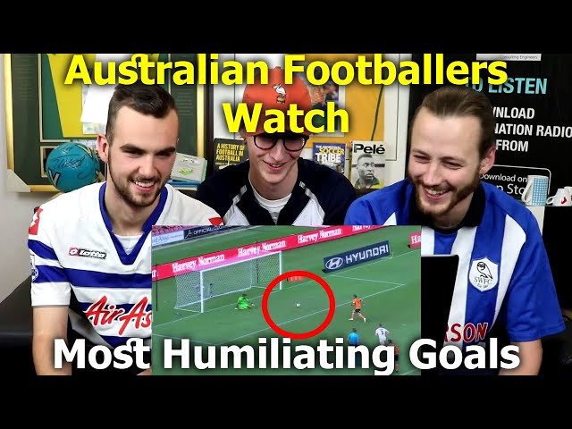 Most HUMILIATING Football Goals in 2019 | Australian Footballers REACTION - Football National Radio