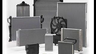 видео Где заказать ремонт радиатора охлаждения в Москве