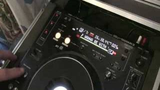 How to set cue points on the Pioneer CDJ-1000