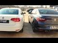 VW Jetta vs Renault Megane Sedan - Kar??la?t?rma